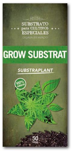 sustrato cultivos especiales